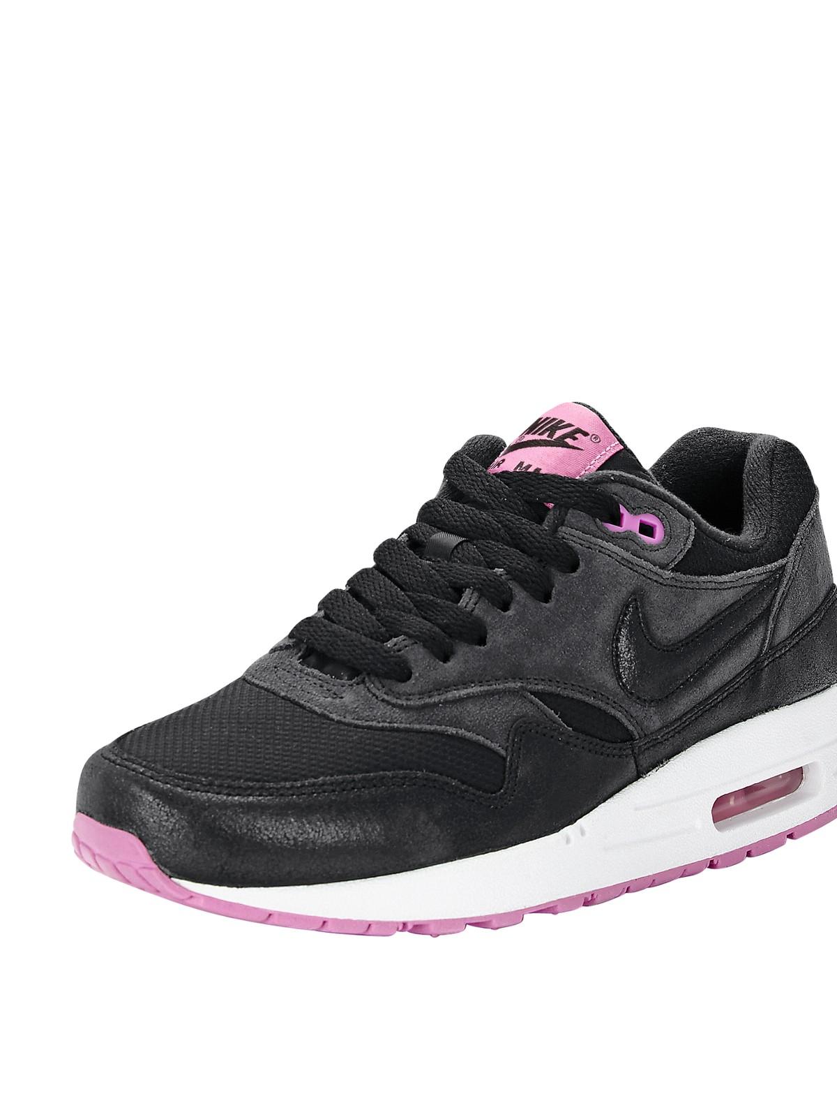 Nike Schwarz Rosa