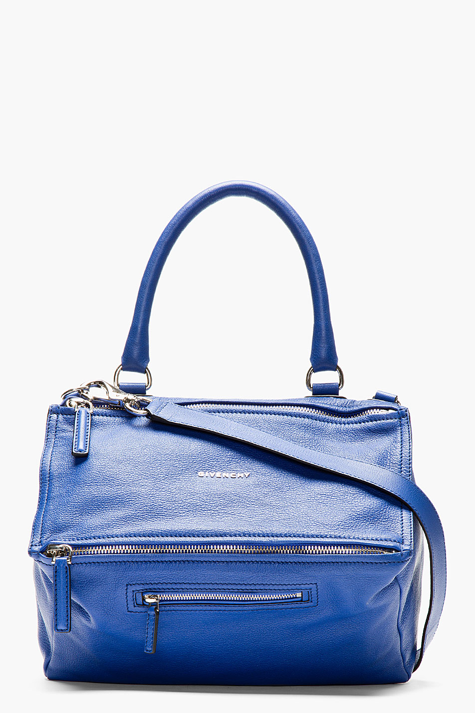 689adafee5 Gallery. Previously sold at  SSENSE · Women s Givenchy Pandora Women s  Ruffled Bags ...