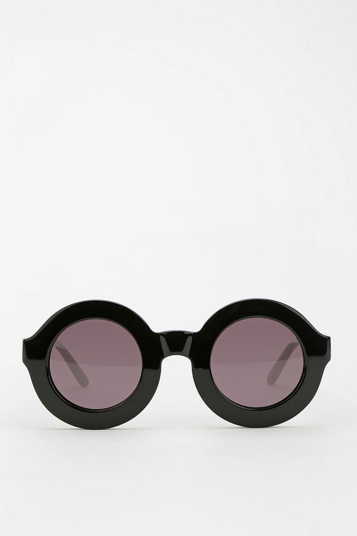 1d31233caeb Lyst - Urban Outfitters Wildfox Couture Twiggy Deluxe Sunglasses in ...