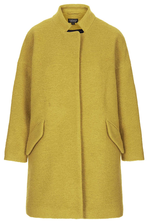Girl's Hooded Trench Coat