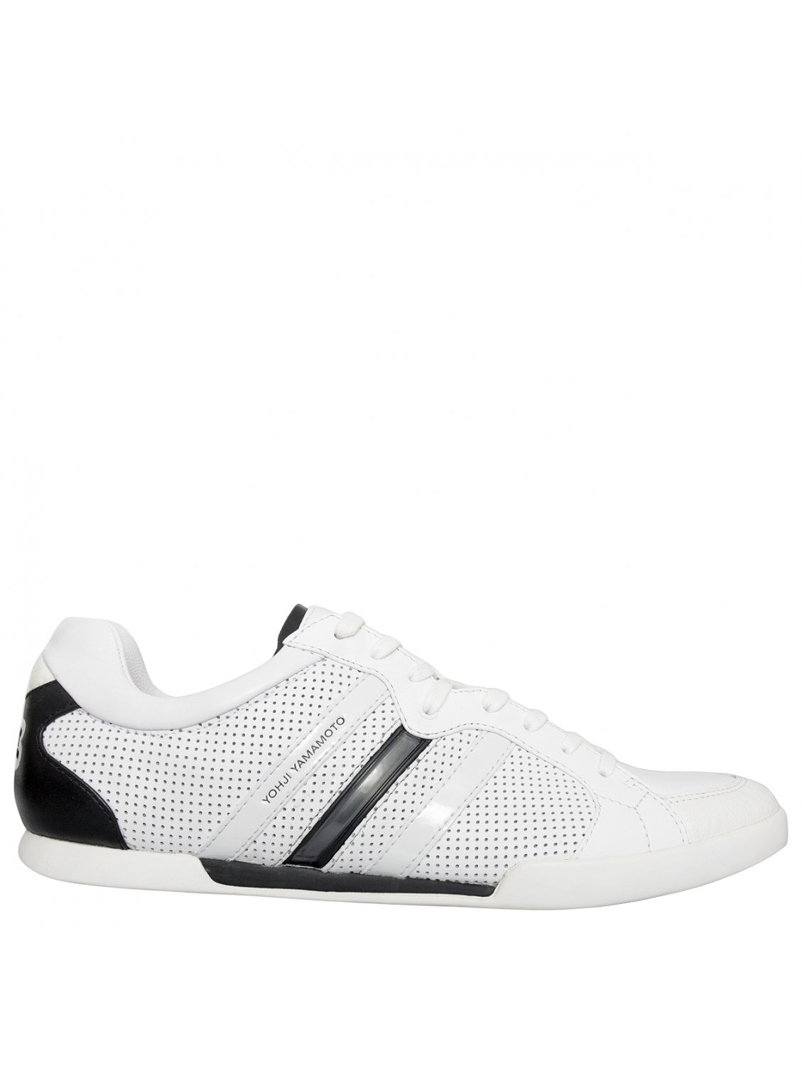 5b1379c0e4024 Y-3 Sala Classic Ii Trainer White in White for Men - Lyst