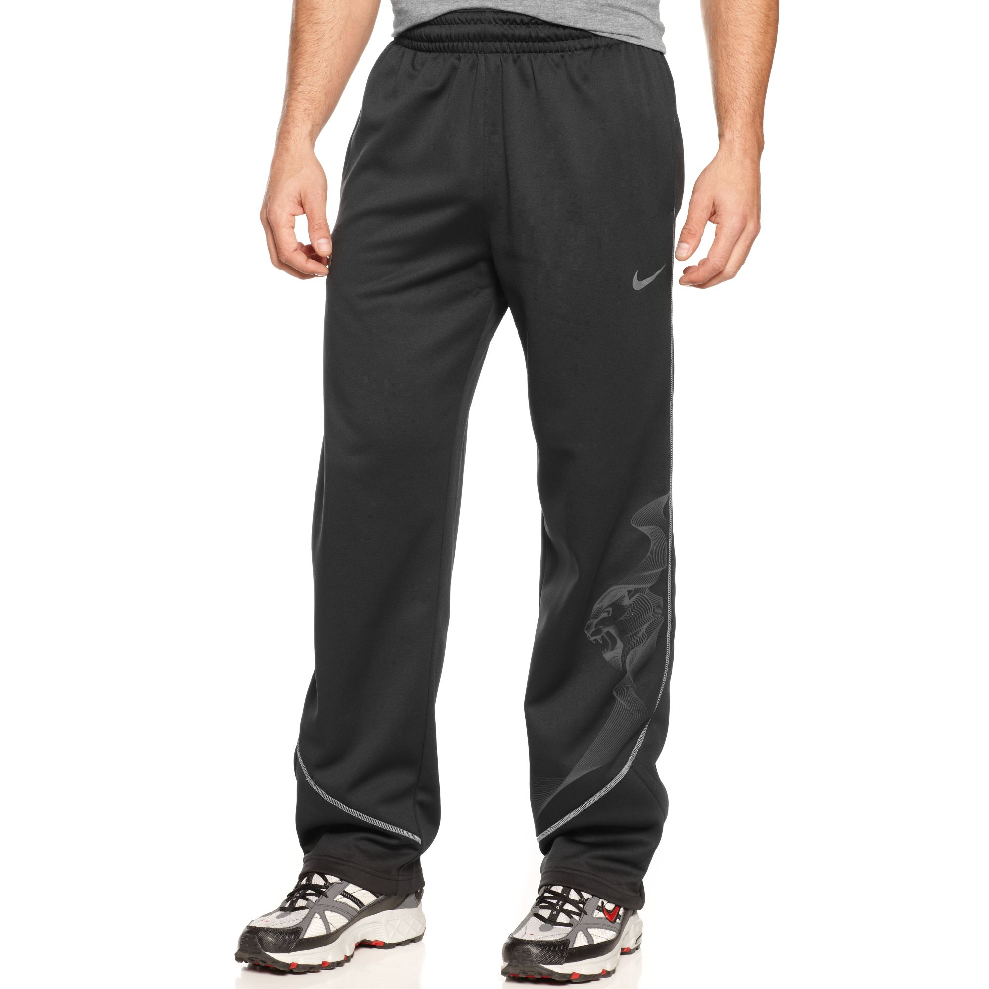 4223473c641 ... low cost lyst nike lebron opposition hero basketball pants in black for  men 98dd3 a44b5