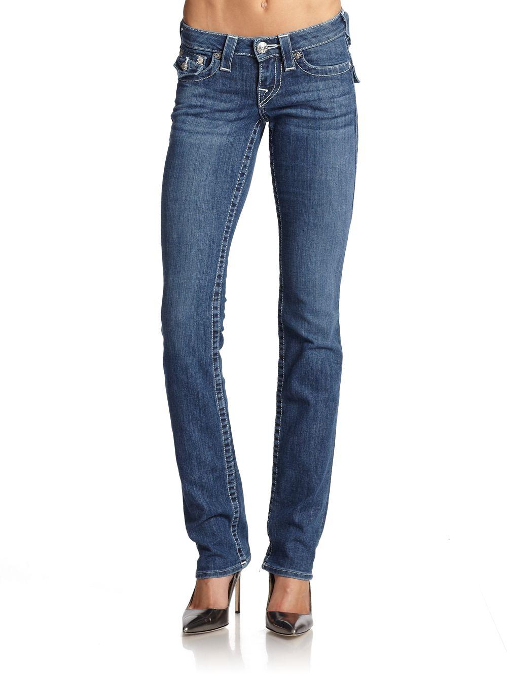 Black True Religion Jeans Women
