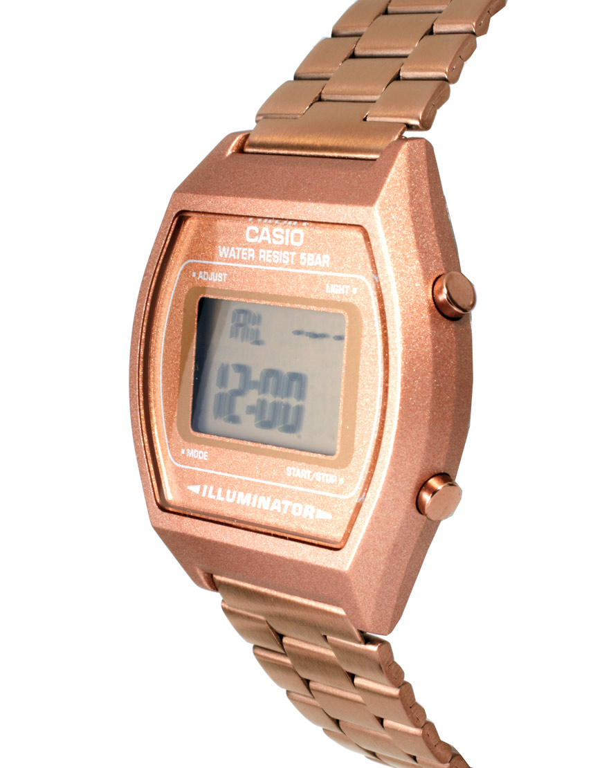G-shock Rose Gold B640wc-5aef Digital Bracelet Watch in ...