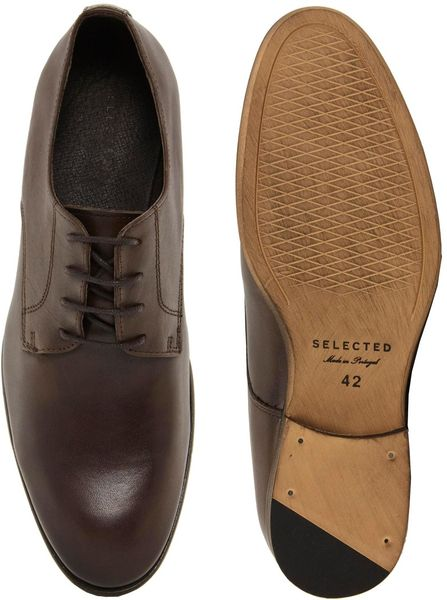Shoes Homme Selected Homme Derby Shoes