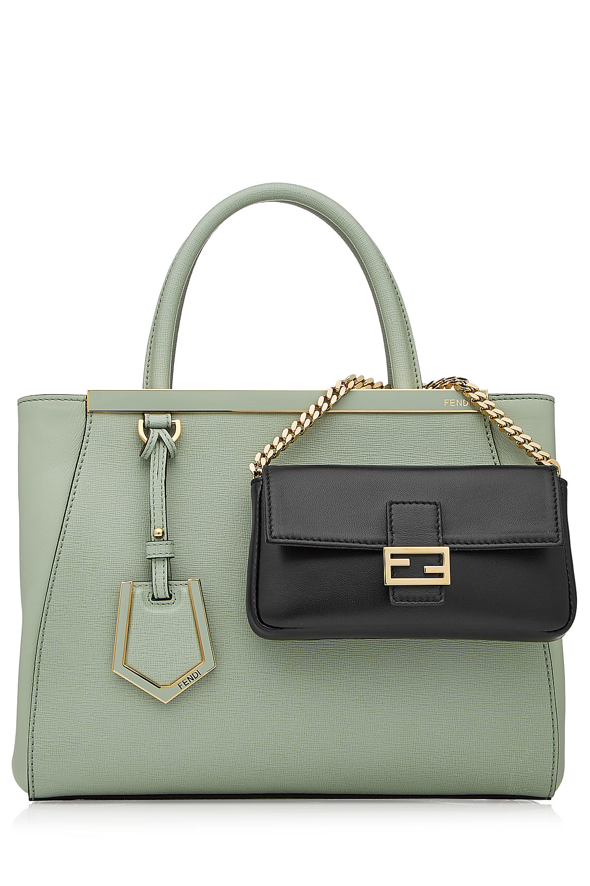 Gallery. Previously sold at: STYLEBOP.com · Women's Fendi Baguette