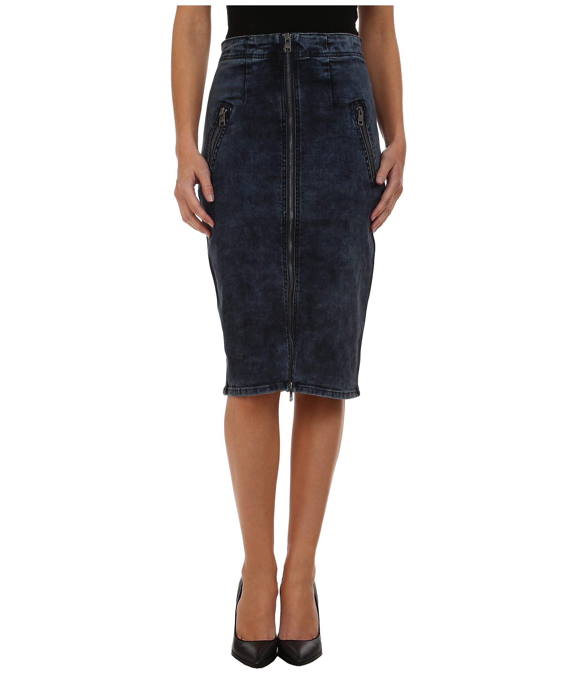 High Rise Denim Skirt Jill Dress