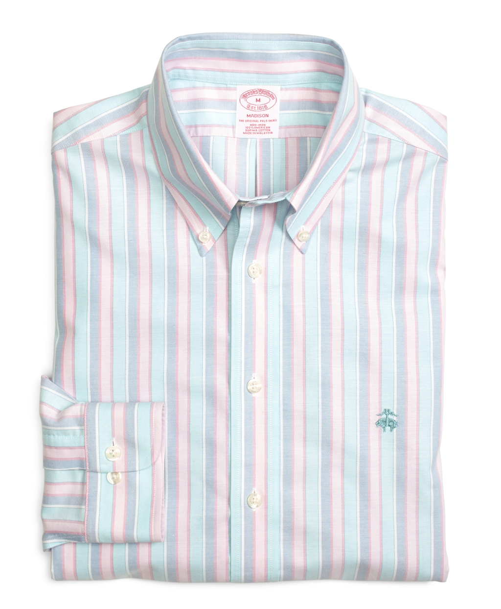 Brooks Brothers Striped Shirt Topsimages