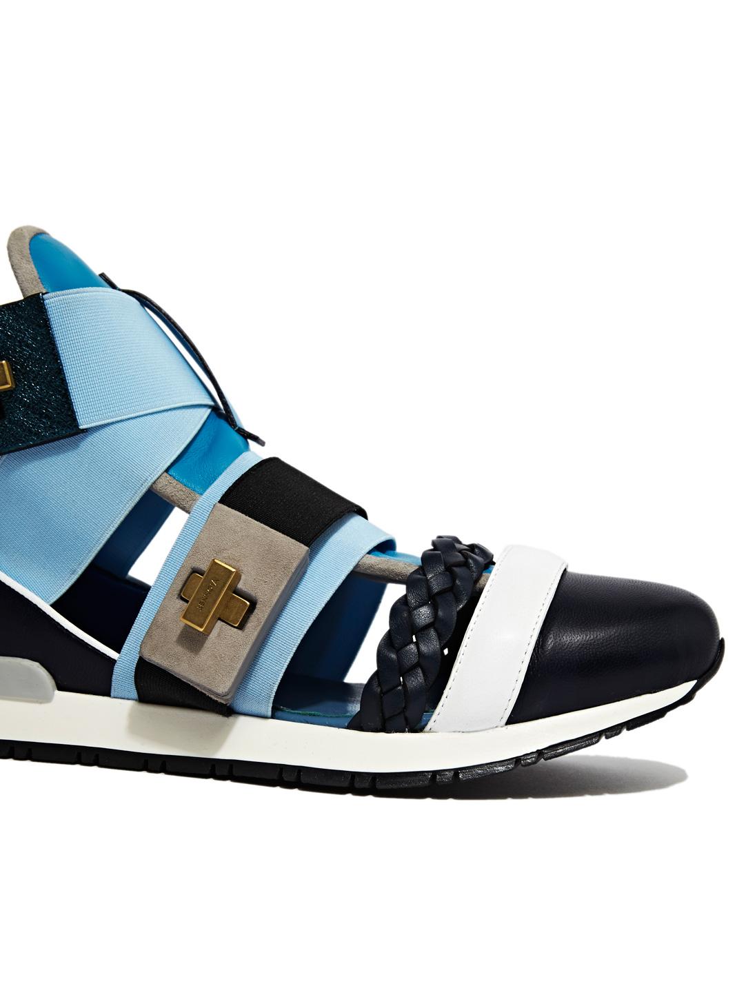 Black Vionnet Sneaker Vitello Womens In Lyst XzwdqX ec76885f9