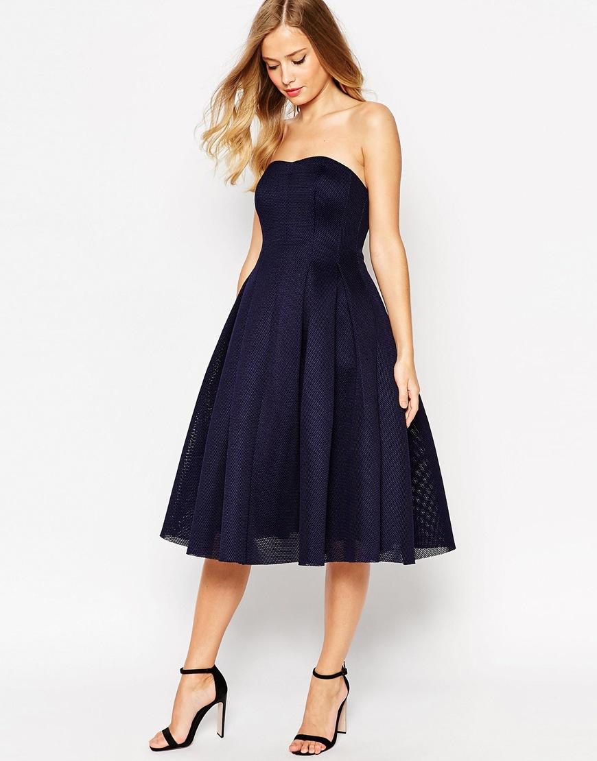 Midi Formal Dress