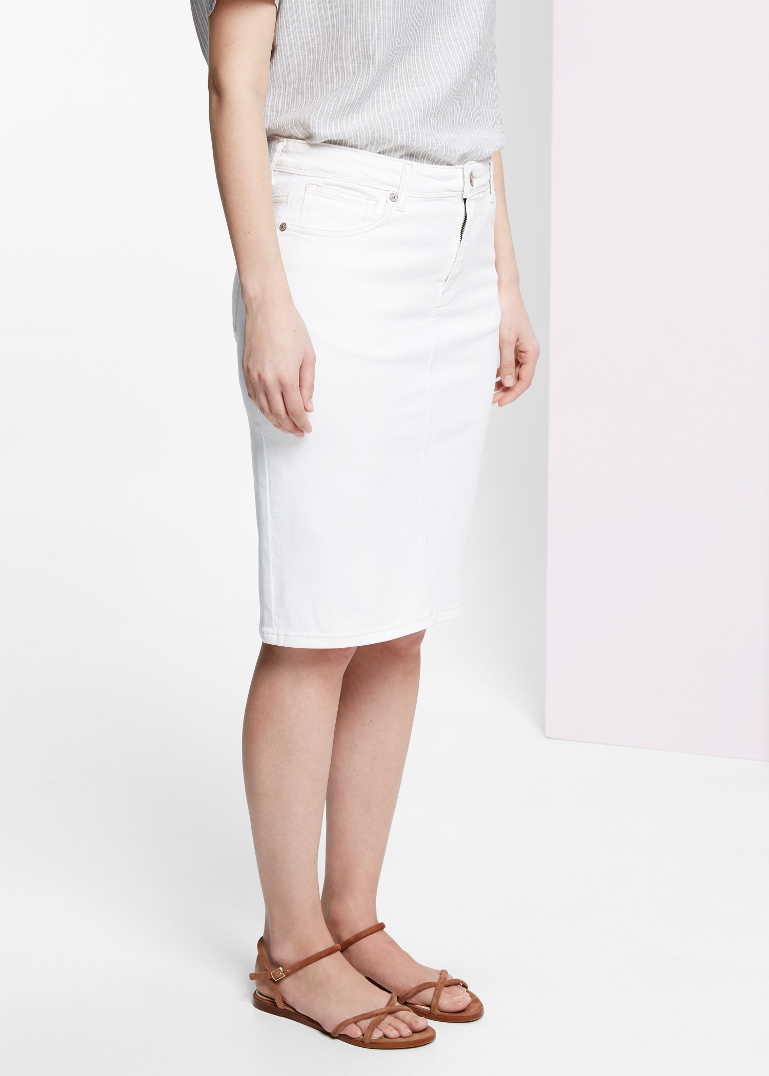 Find great deals on eBay for white denim skirt and white denim skirt Shop with confidence.