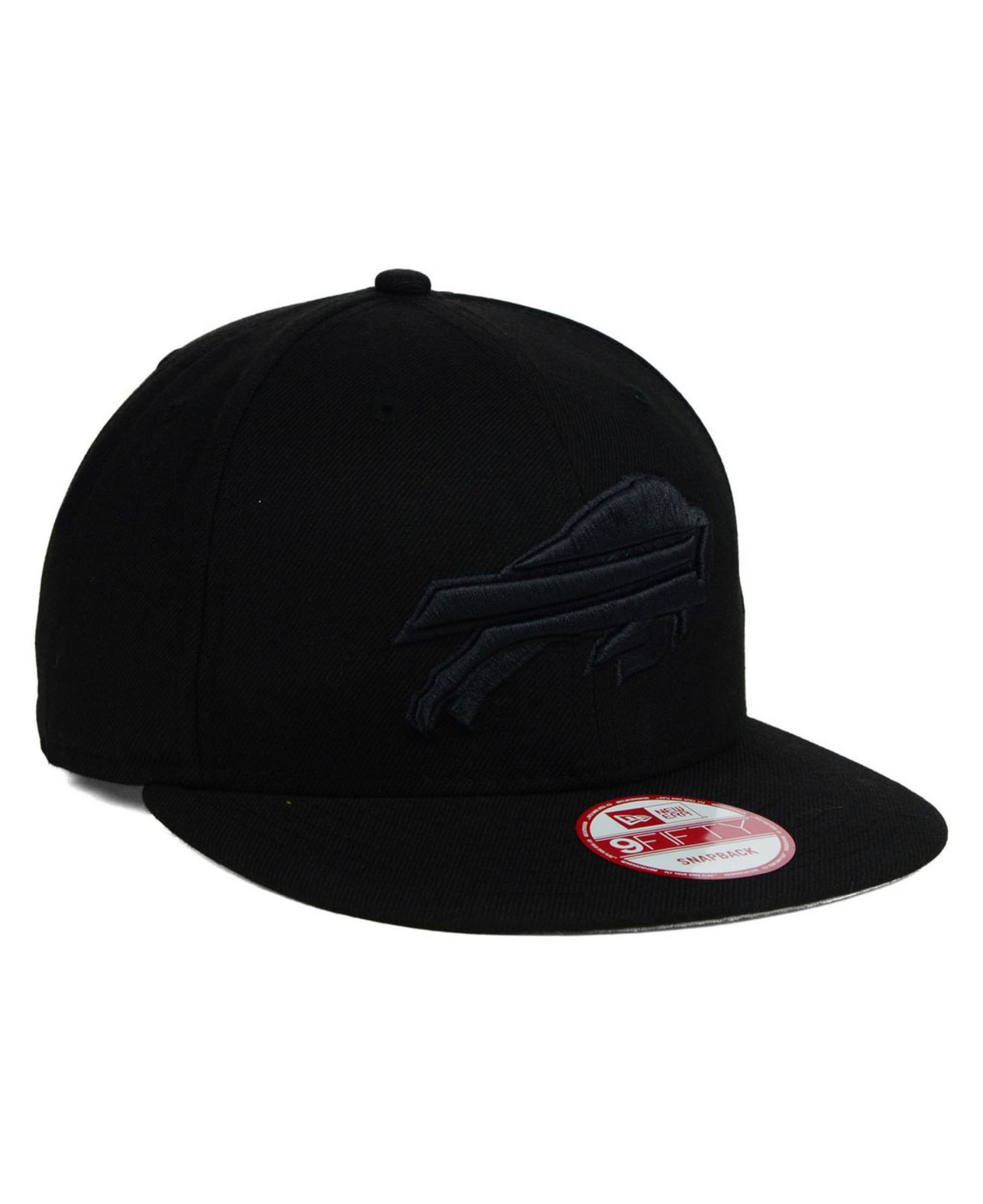 42822e0e0 sweden all black buffalo bills hat 4547a 2fe68