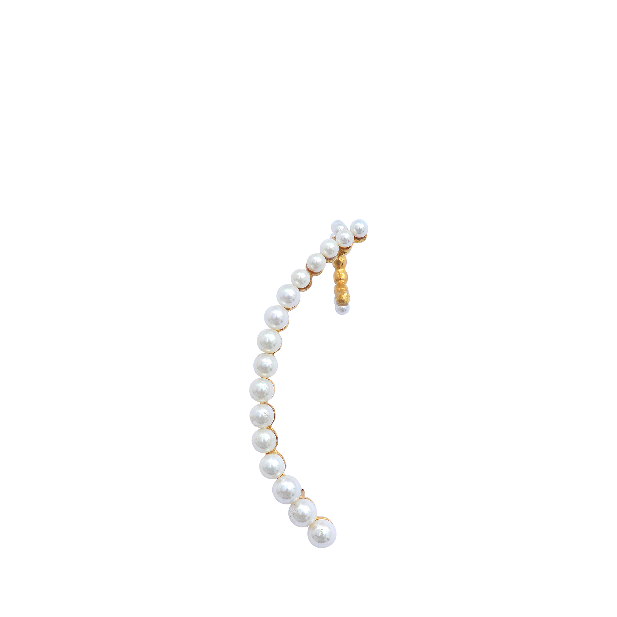 zara products at asymmetric earrings faux the pearls brands love with