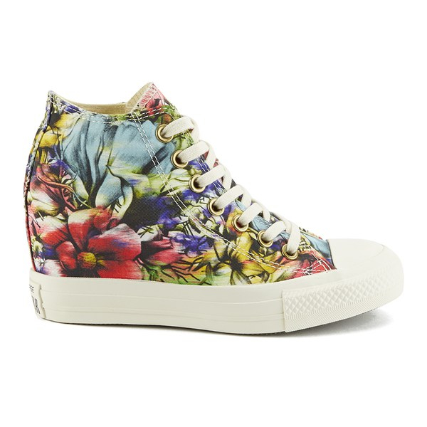 Gallery. Previously sold at: Coggles · Women's Wedge Trainers Women's  Converse Chuck Taylor ...