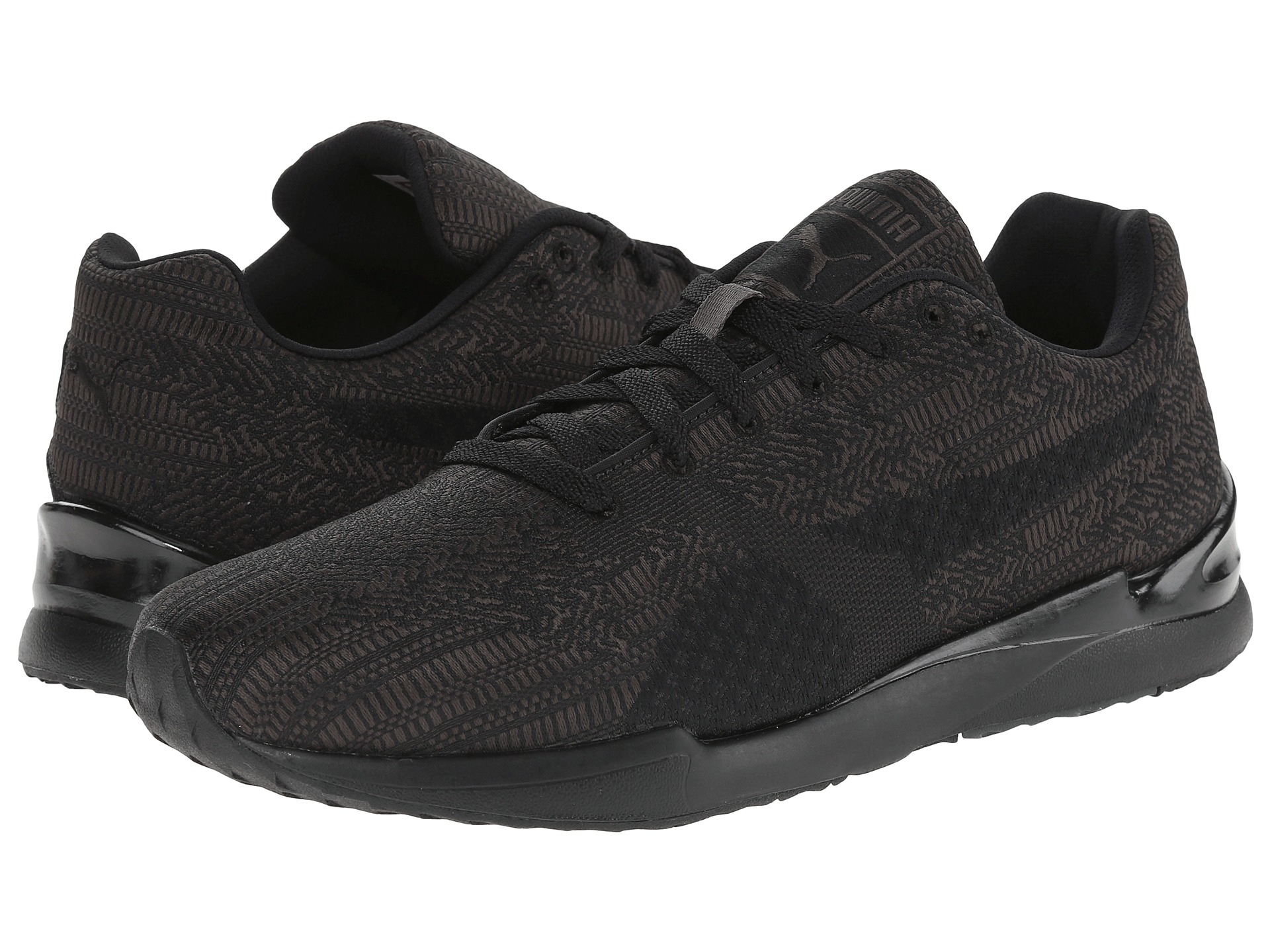puma running shoes all black. gallery puma running shoes all black a