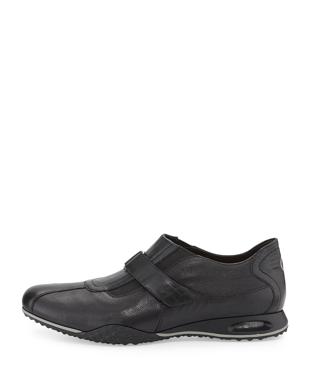 b1c5f69a6a Cole Haan Air Estadio Slip-On Sneaker in Black for Men - Lyst