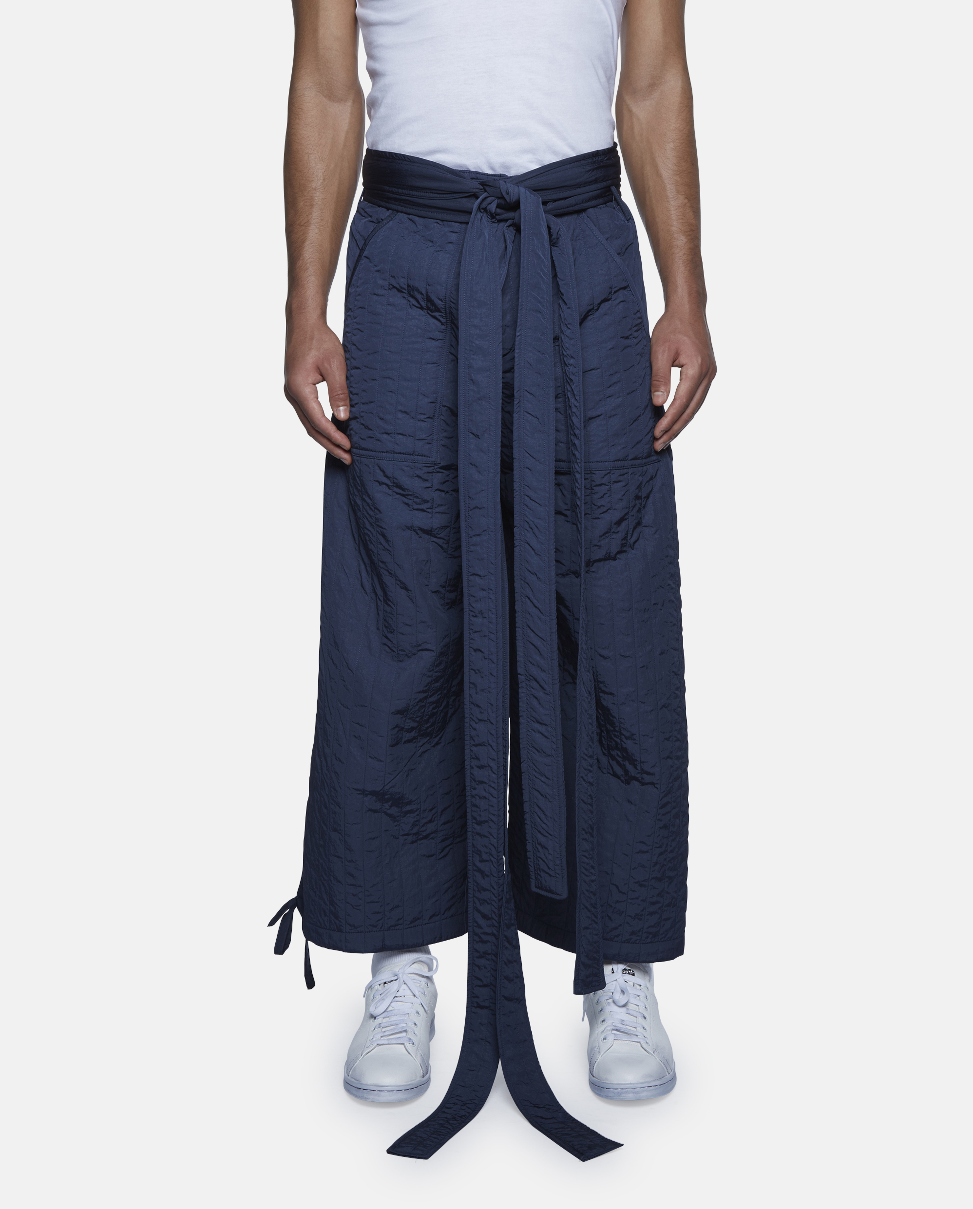 Björn borg Quilted Workwear Trousers in Blue for Men | Lyst : quilted trousers - Adamdwight.com
