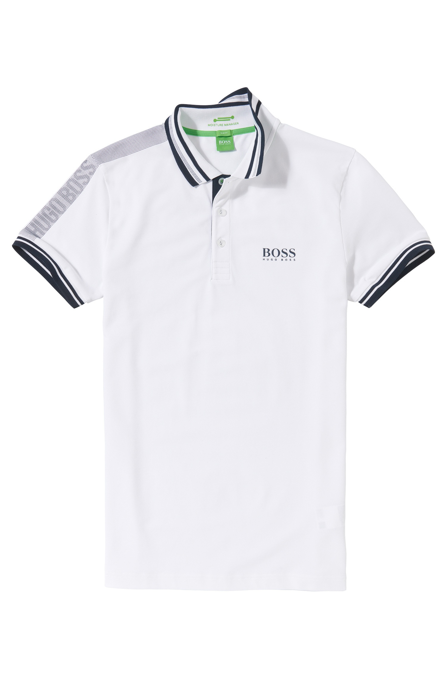 885f4e8d03c53b BOSS Green Slim Fit Golf Polo Shirt 'paule Pro' With Moisture ...