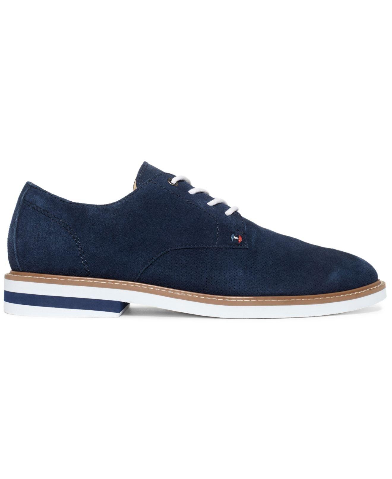 3af616c3374dd8 Lyst - Tommy Hilfiger Seaside Oxfords in Blue for Men