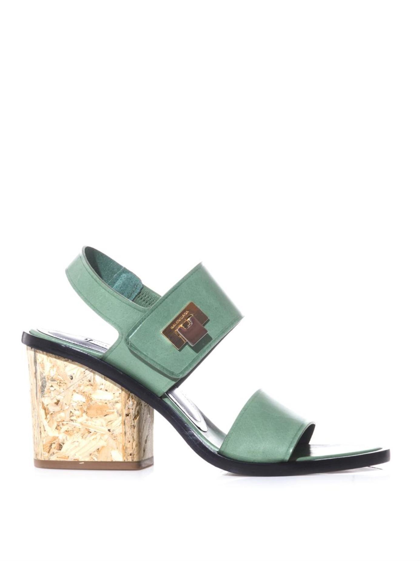 0a6c599bb0b balenciaga-green-le-dix-block-heel-sandals-product-4-059078425-normal.jpeg