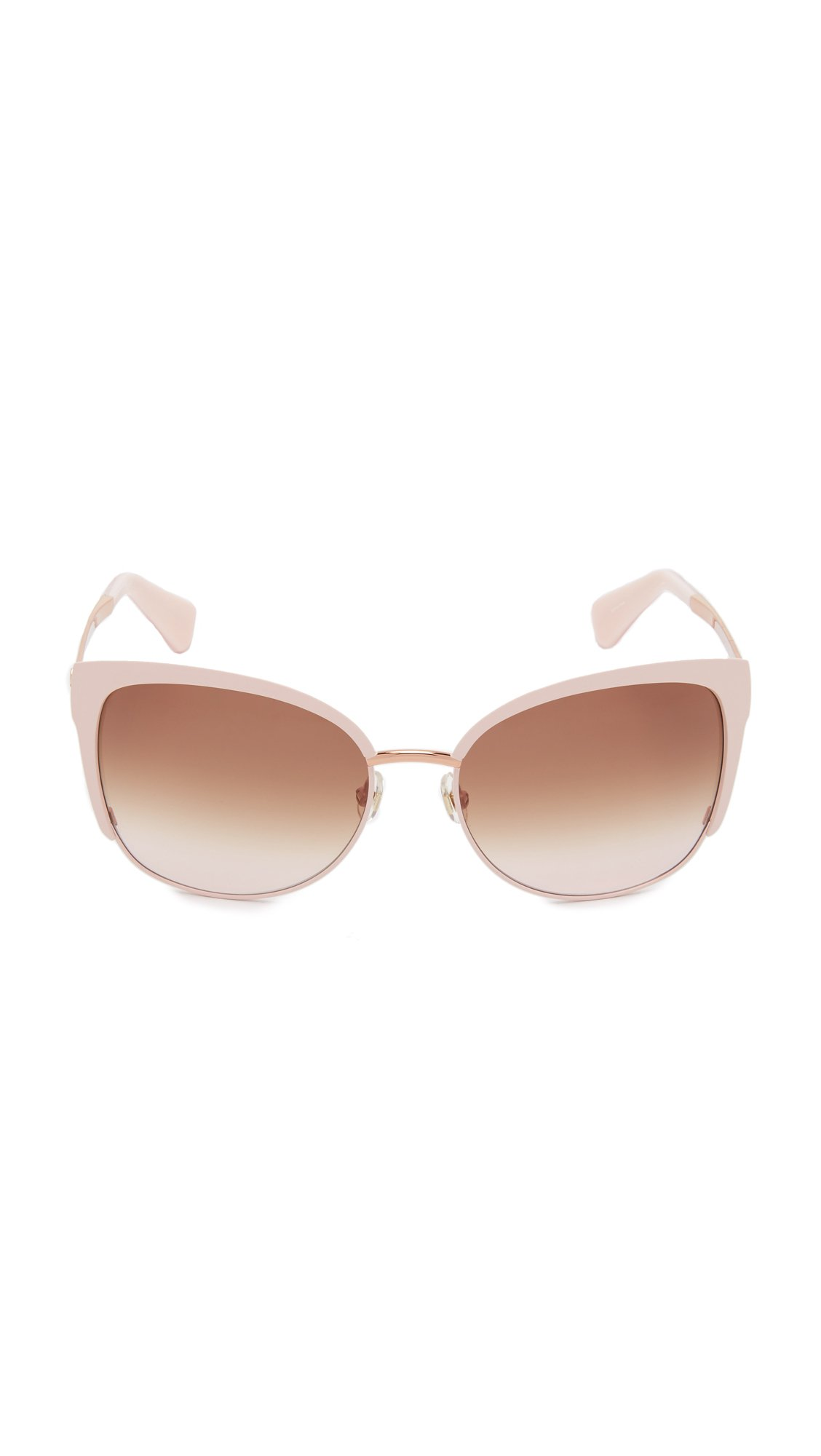 fa458f4efd Gallery. Previously sold at  Shopbop · Women s Tom Ford Cat Eye Women s  Blue Sunglasses ...