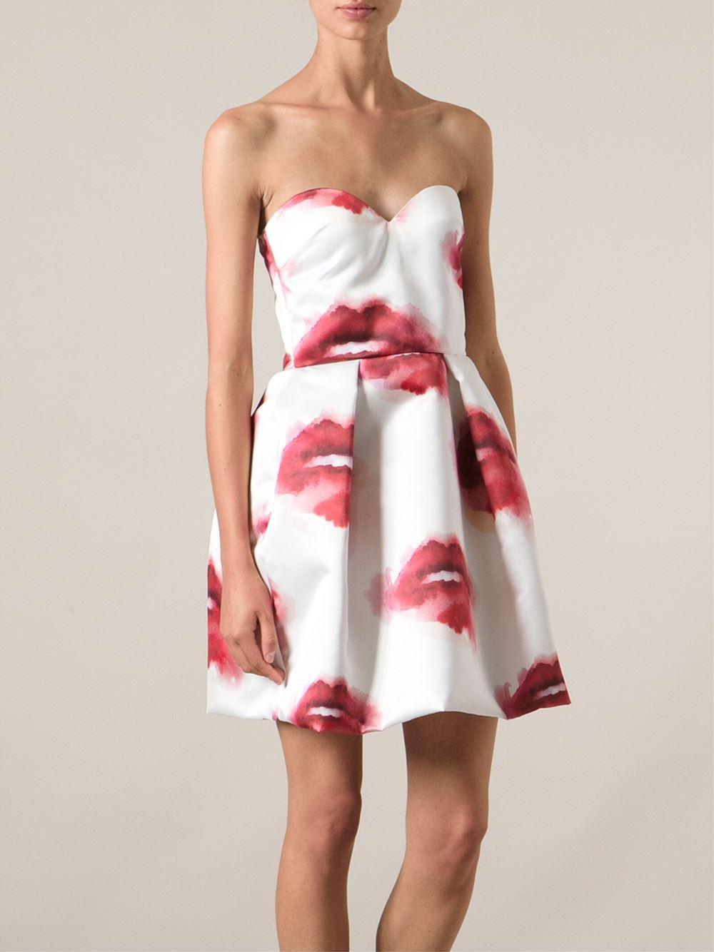 Lip Dress