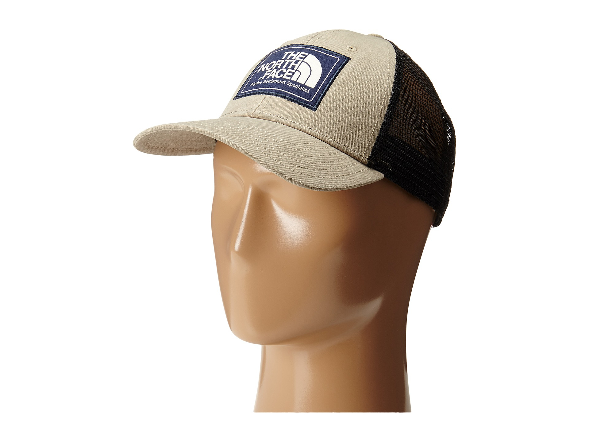 Lyst - The North Face Mudder Trucker Hat W  Logo Patch in Natural ... 97f2856b80a7
