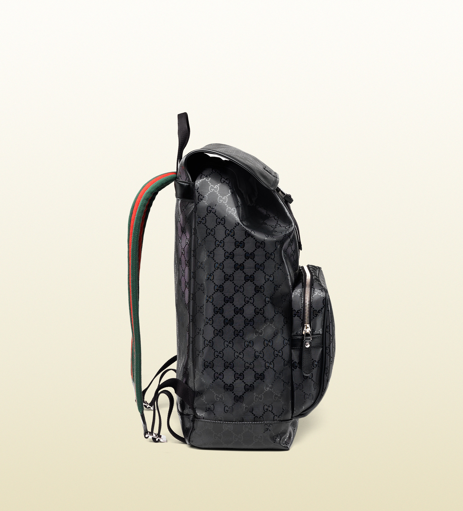 09d028afc559 Gucci 500 By Gg Imprimé Backpack in Black for Men - Lyst