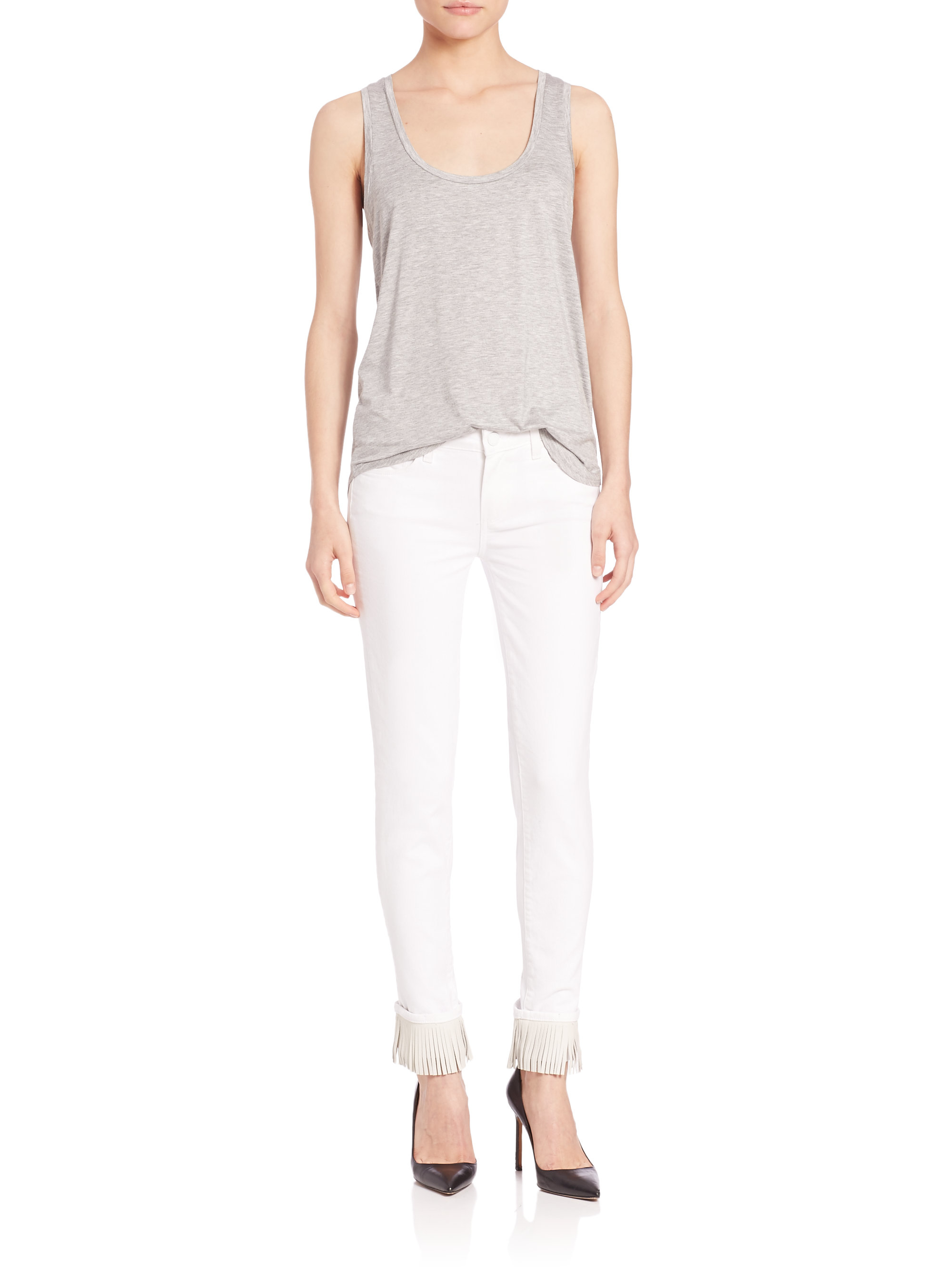 Womens Bootleg Jeans
