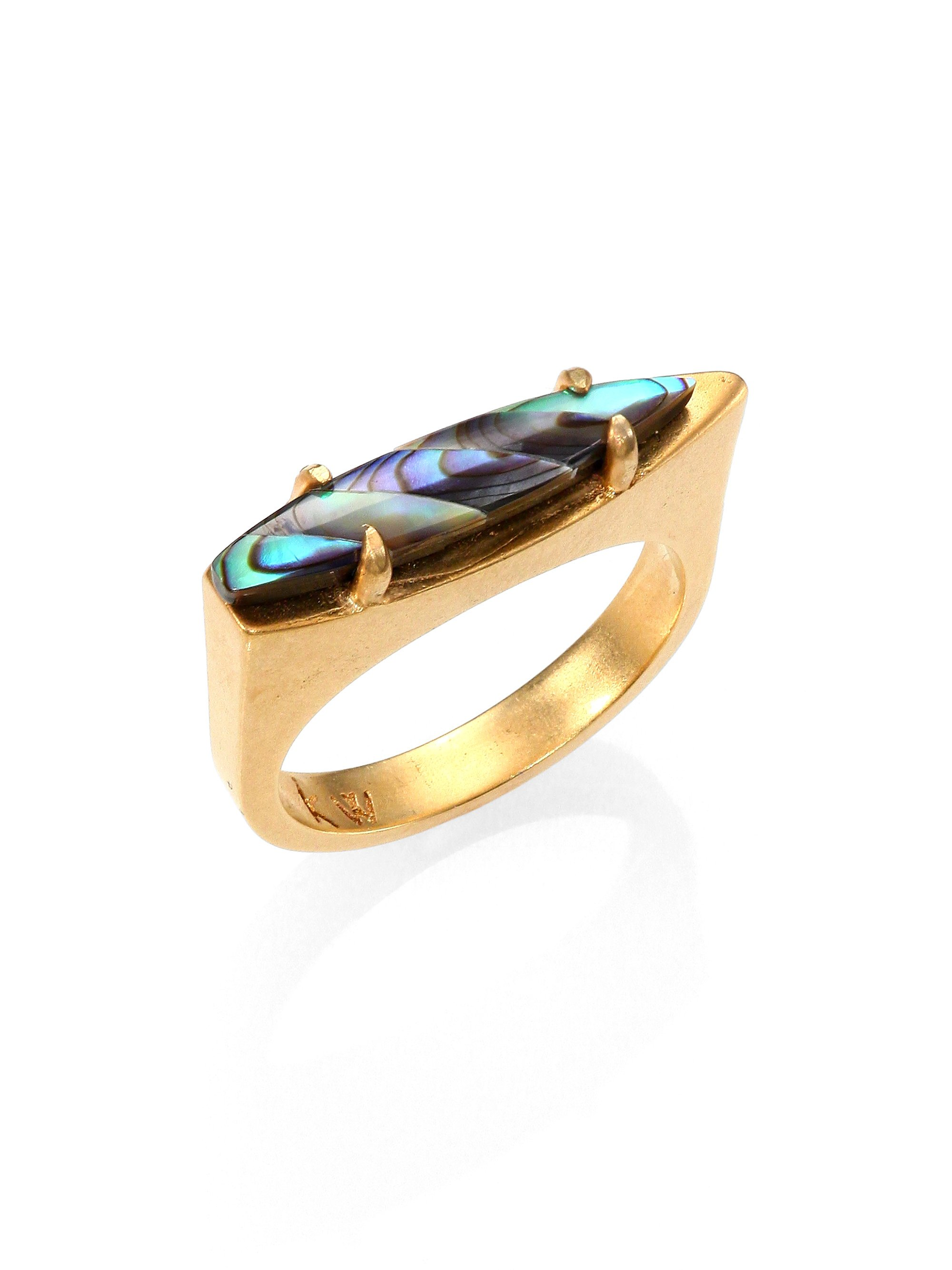 thin inlay ring and engagement rings koa wood devocean abalone co products