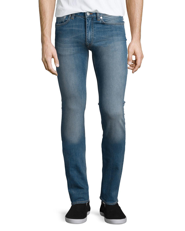 Acne Studios Ace Carter Skinny Denim Jeans in Blue for Men - Lyst