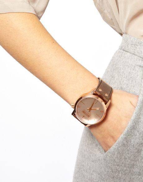 Rose Gold Watch Cheap Rose Gold Ladies Watch