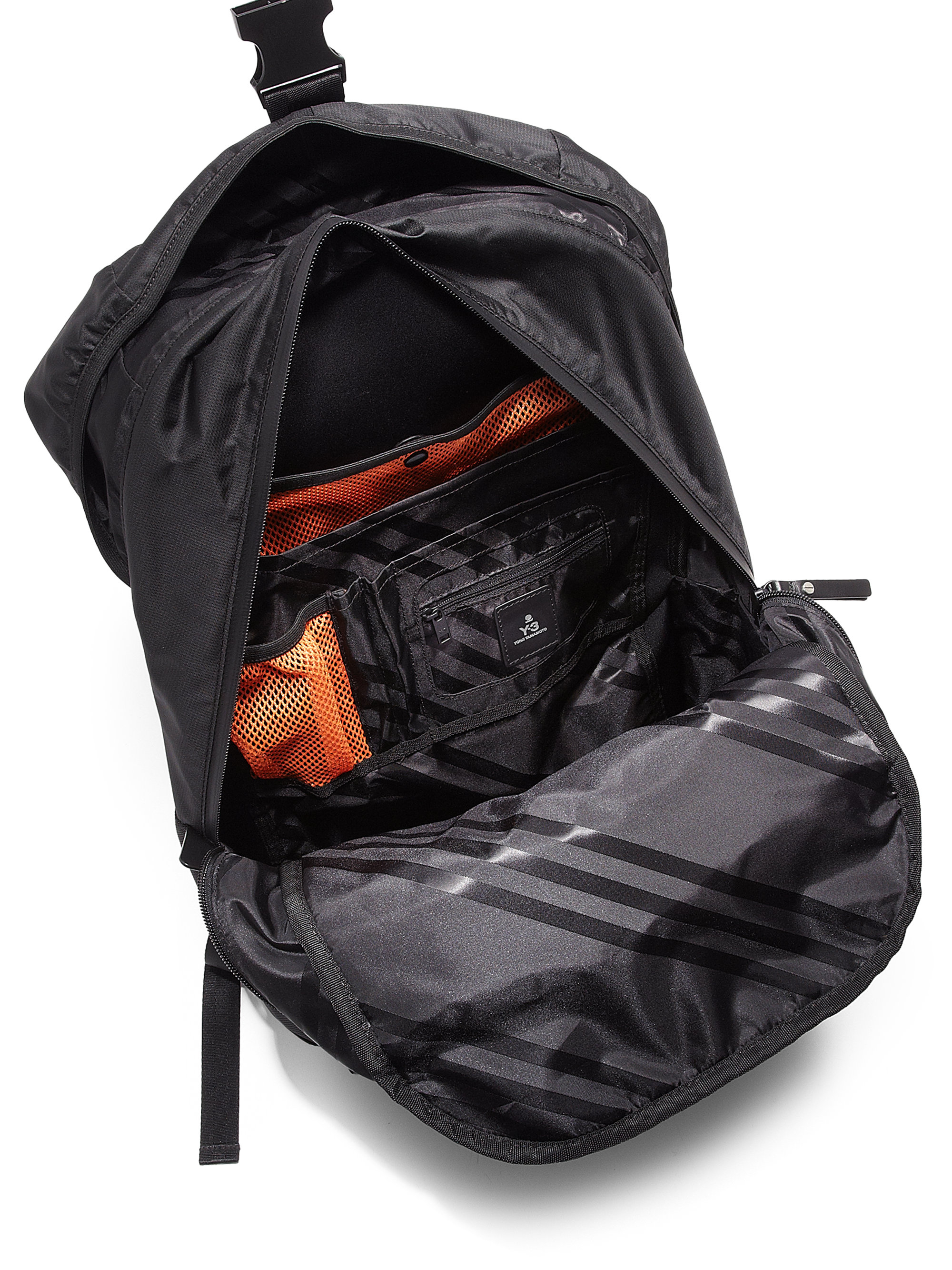 3c2f8c73a4 Lyst - Y-3 Mobility Backpack in Black for Men