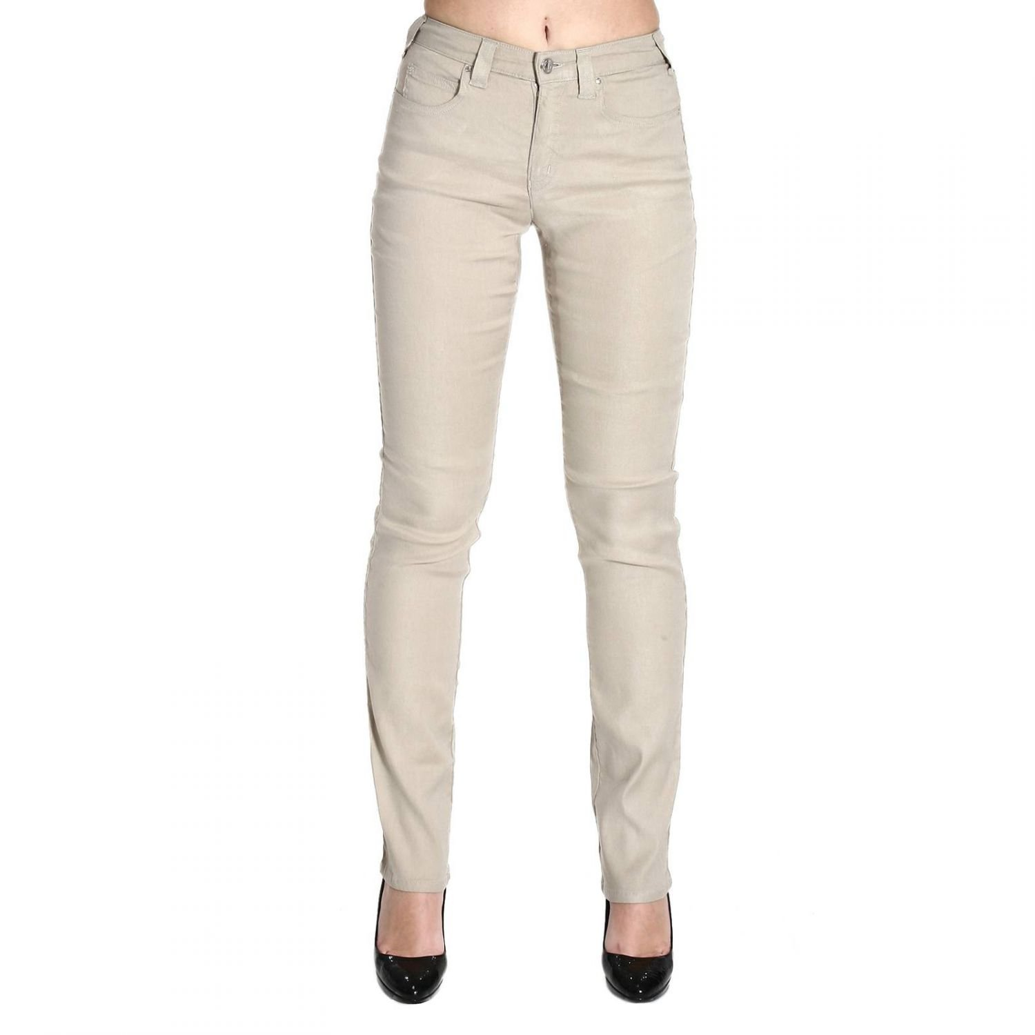 Fantastic Light Beige Olive Super Skinny Jeans  Jeans  Sale  Women