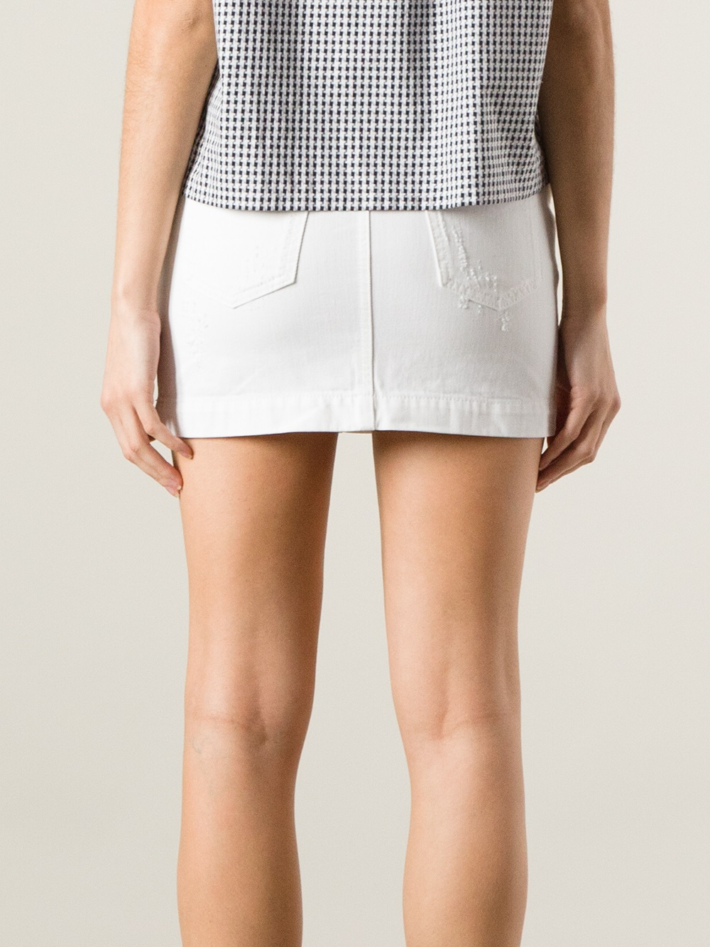 Find great deals on eBay for white denim skirt. Shop with confidence.