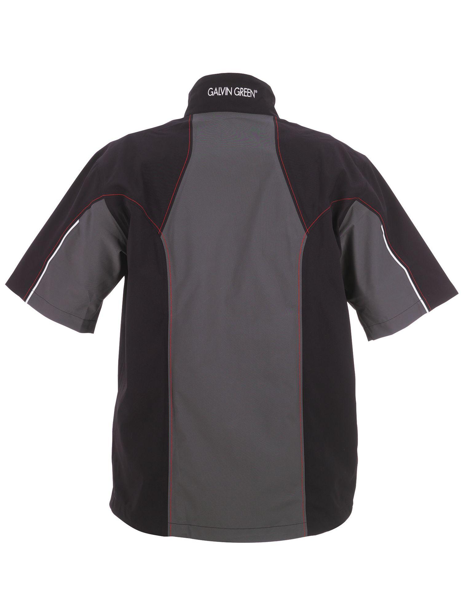 Galvin green Air Gore Tex Waterproof Jacket in Black for Men | Lyst