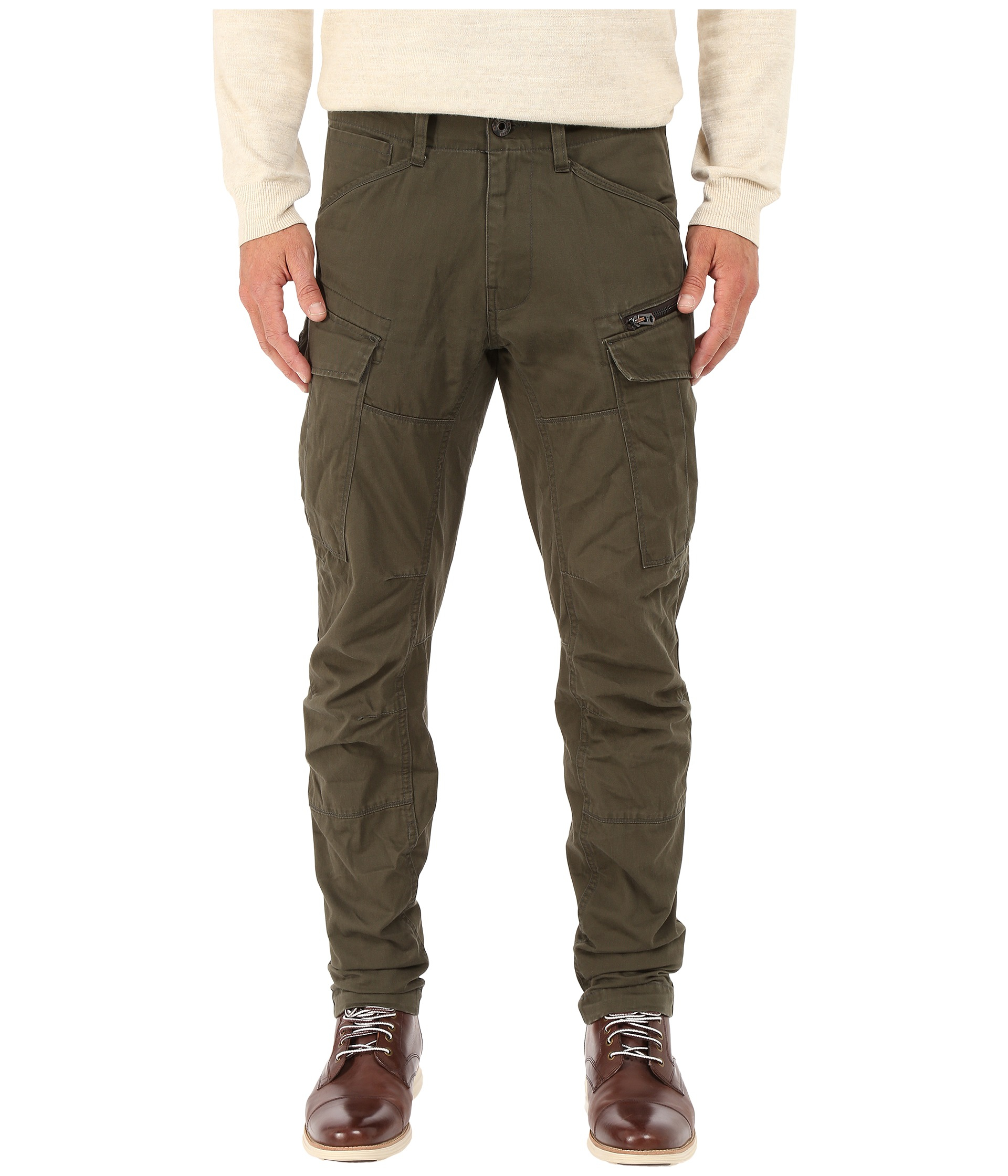 large discount select for official 50% off Rovic Zip 3d Tapered Fit