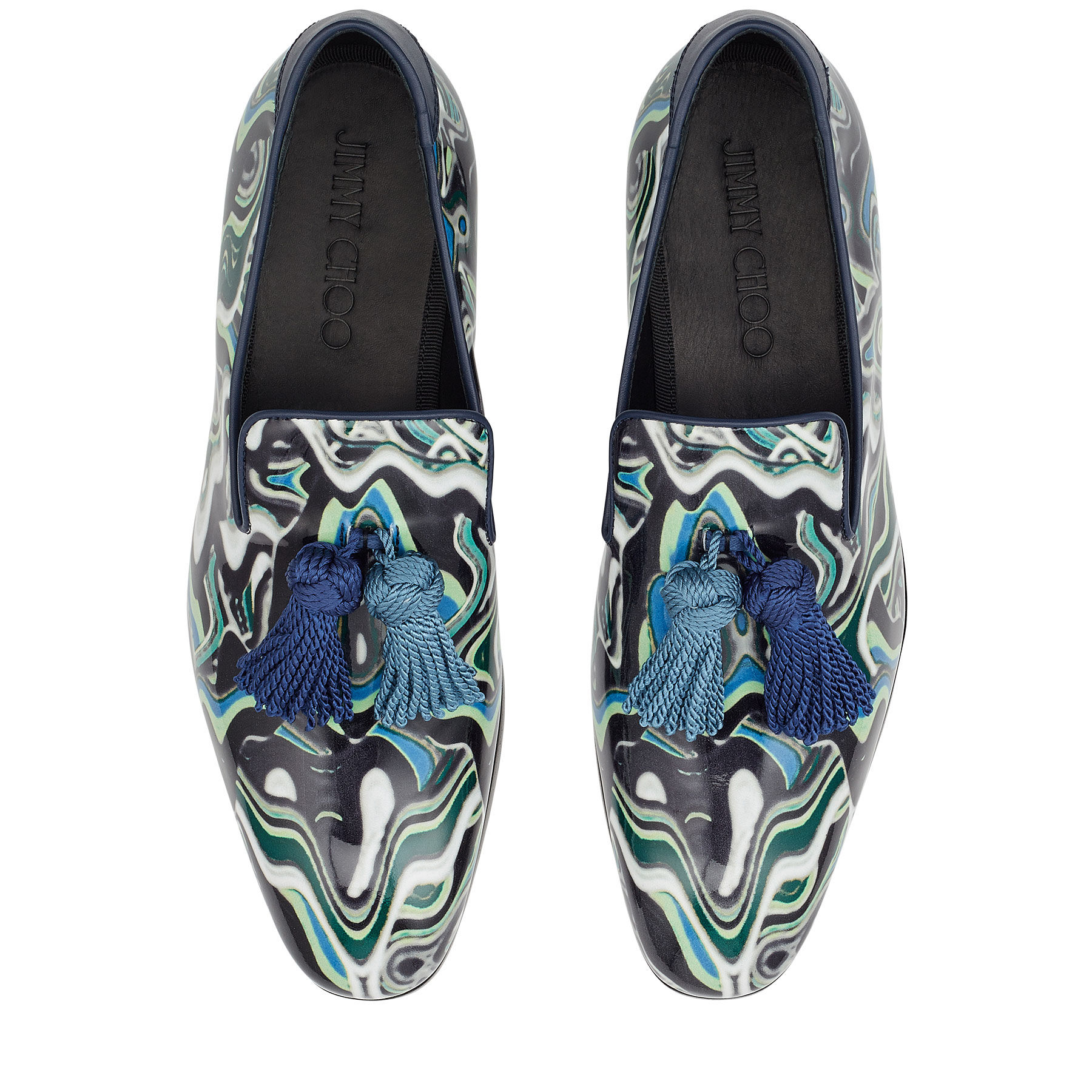 Foxley slippers - Blue Jimmy Choo London ft0gp