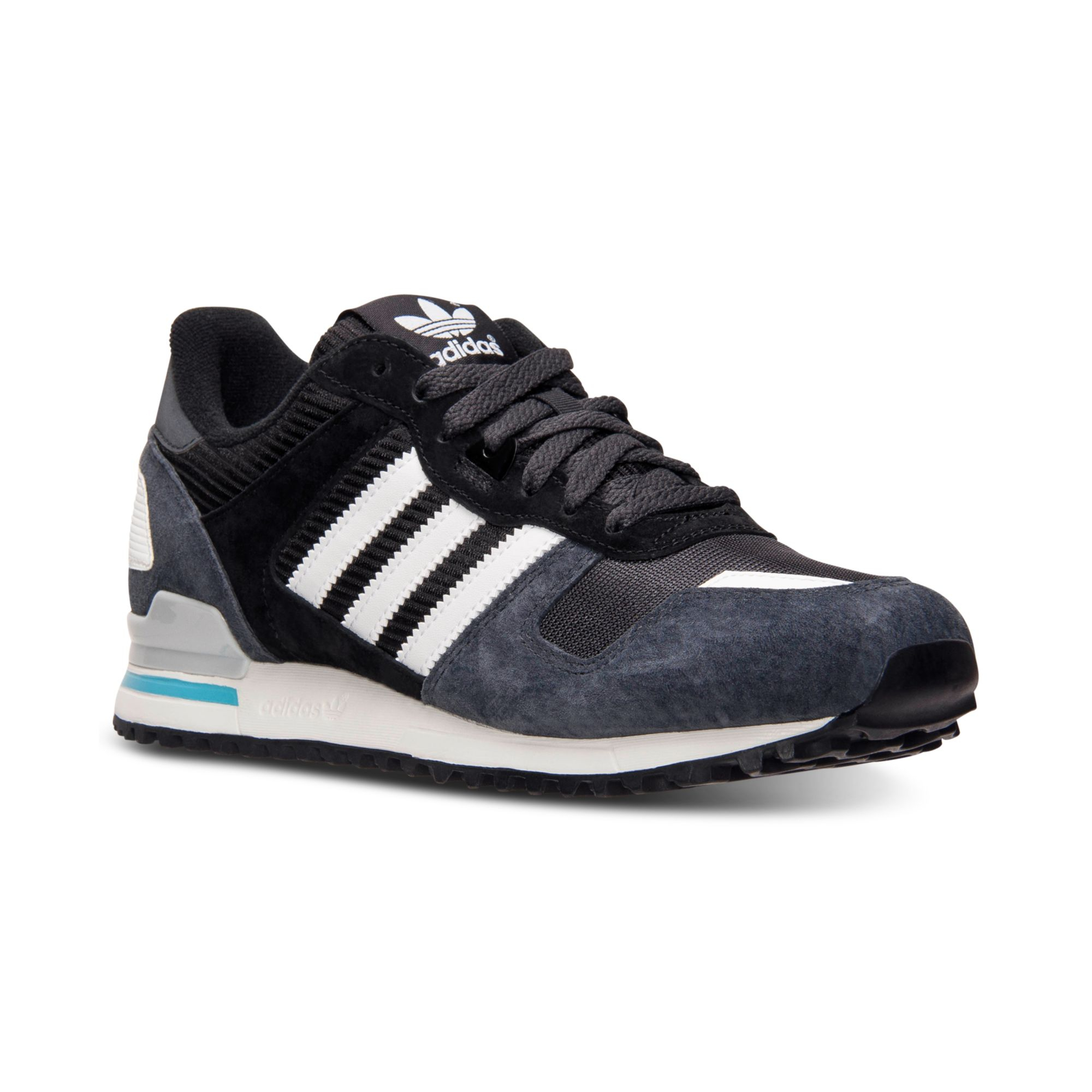 finest selection 78723 cef70 Lyst - adidas Mens Zx 700 Casual Sneakers From Finish Line ...