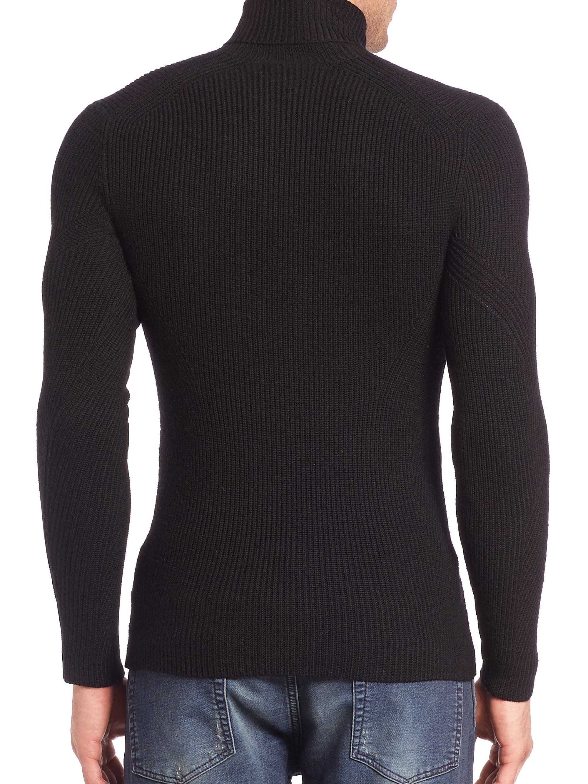 Ralph Lauren Cropped Sweater