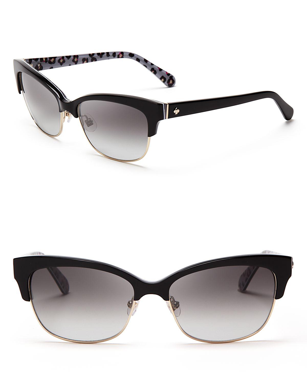 Kate Spade Cat Eye Sunglasses  kate spade new york shira cat eye sunglasses bloomingdale s