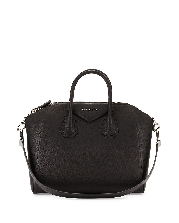 givenchy antigona medium sugar goatskin satchel bag in. Black Bedroom Furniture Sets. Home Design Ideas