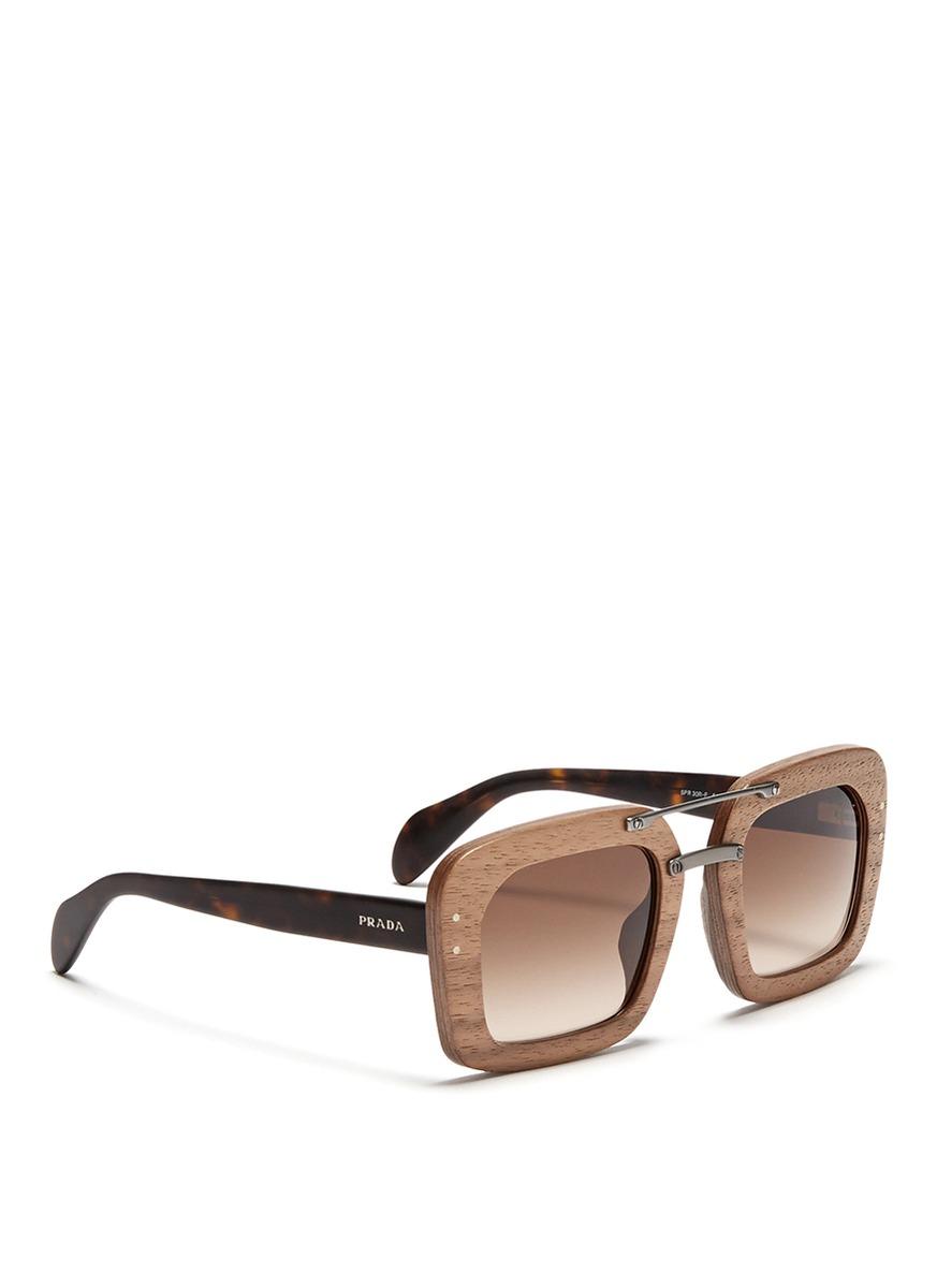 Official Prada Raw Sunglasses 0b7e3 15318
