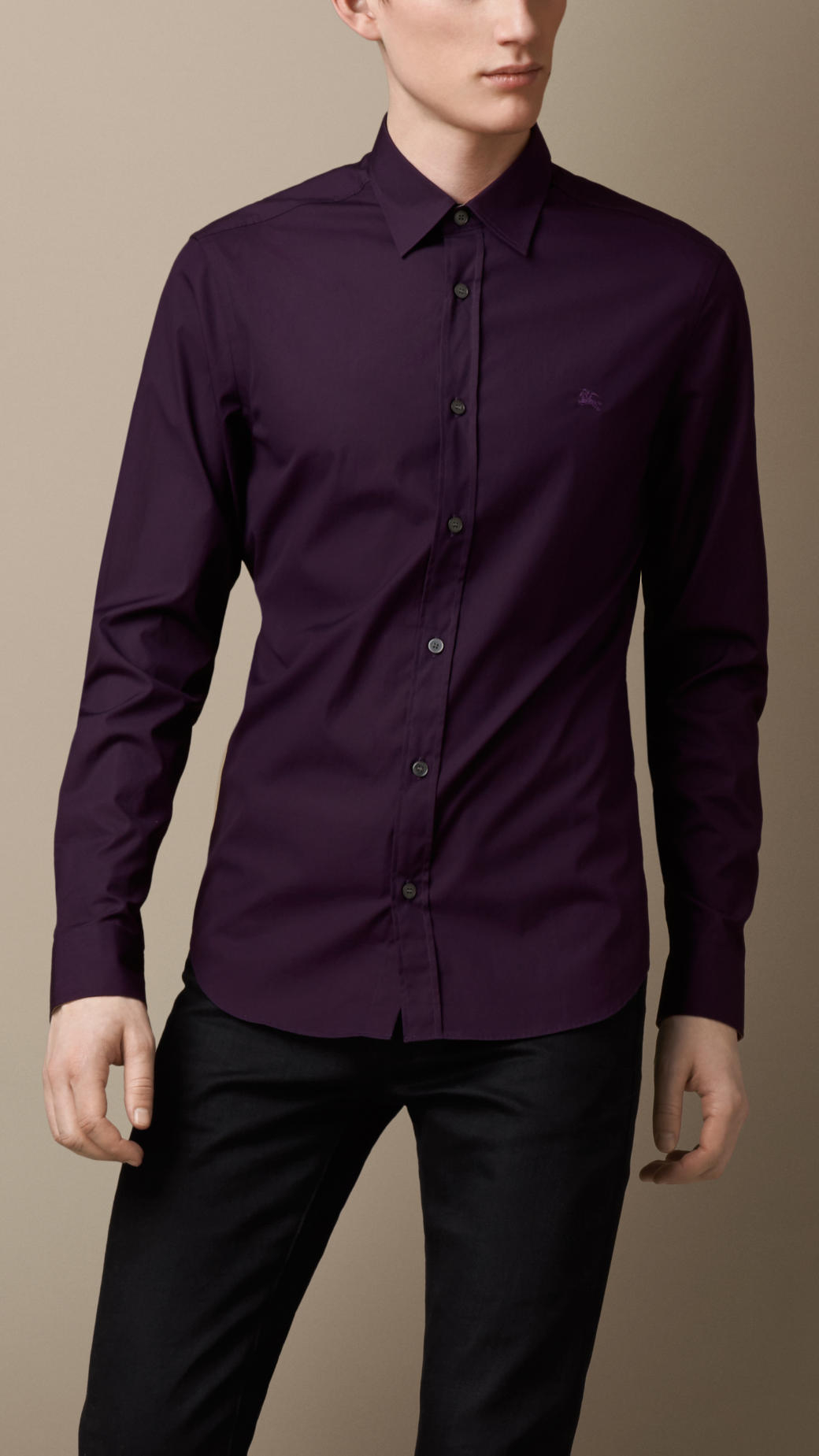 Find great deals on Mens Purple Dress Shirts Clothing at Kohl's today! Sponsored Links Outside companies pay to advertise via these links when specific phrases and words are searched. Clicking on these links will open a new tab displaying that respective companys own website. Men's Croft & Barrow® Regular-Fit Stretch-Collar Dress Shirt and.