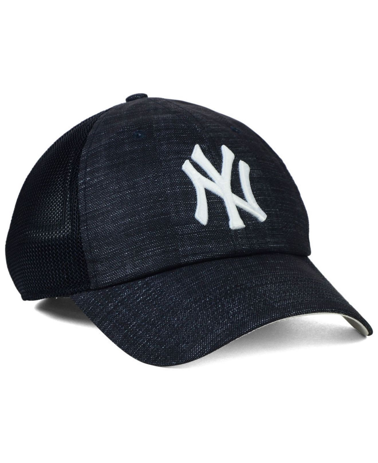 8a14b525 ... norway lyst nike new york yankees dri fit adjustable cap in blue for  men 67dac bf5d1
