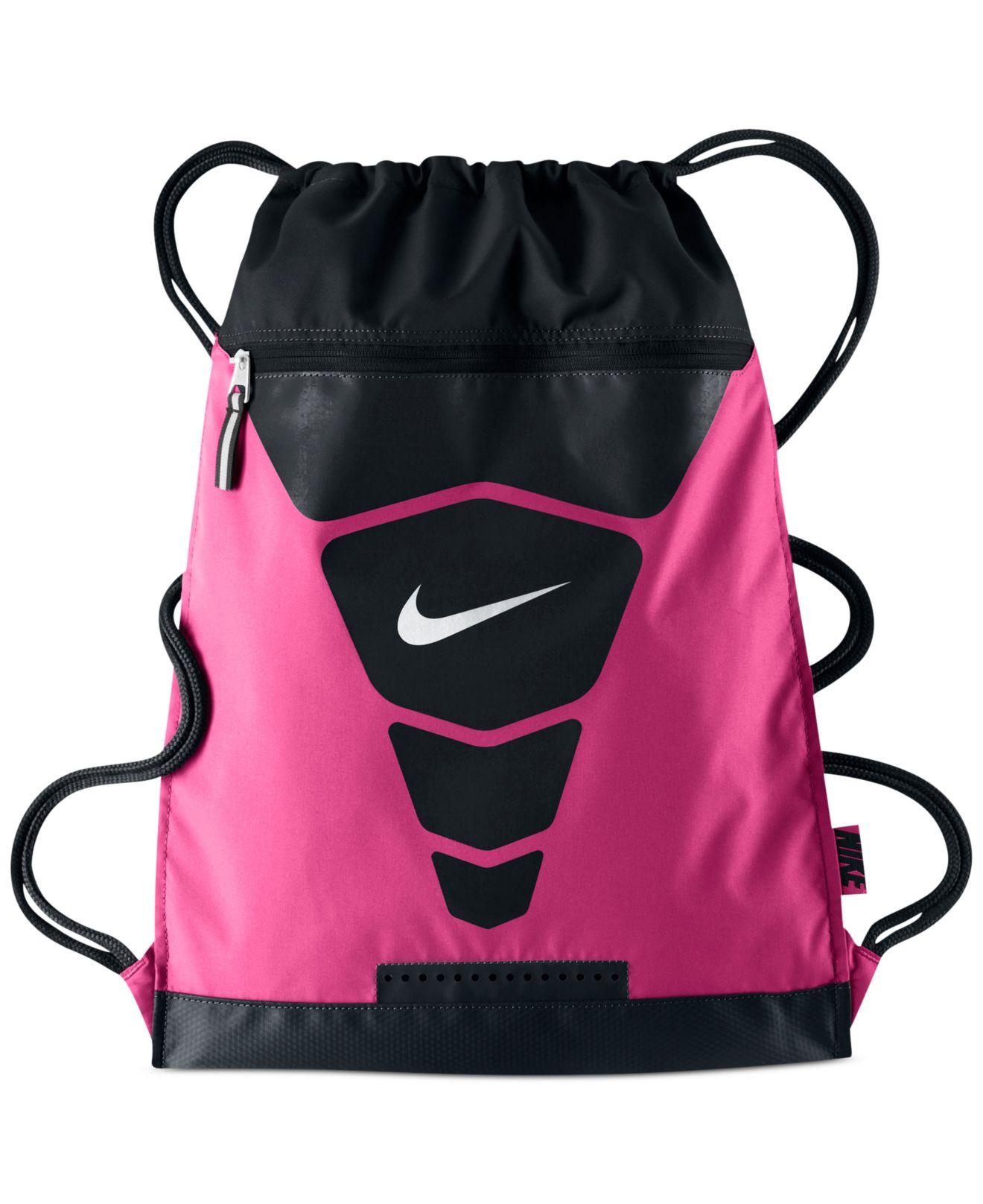 Lyst Nike Vapor Gym Sack In Pink For Men