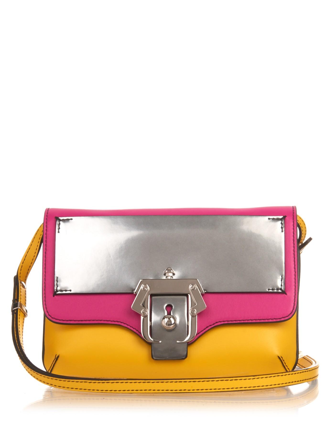 PAULA CADEMARTORI Rose crossbody bag Kke1wY