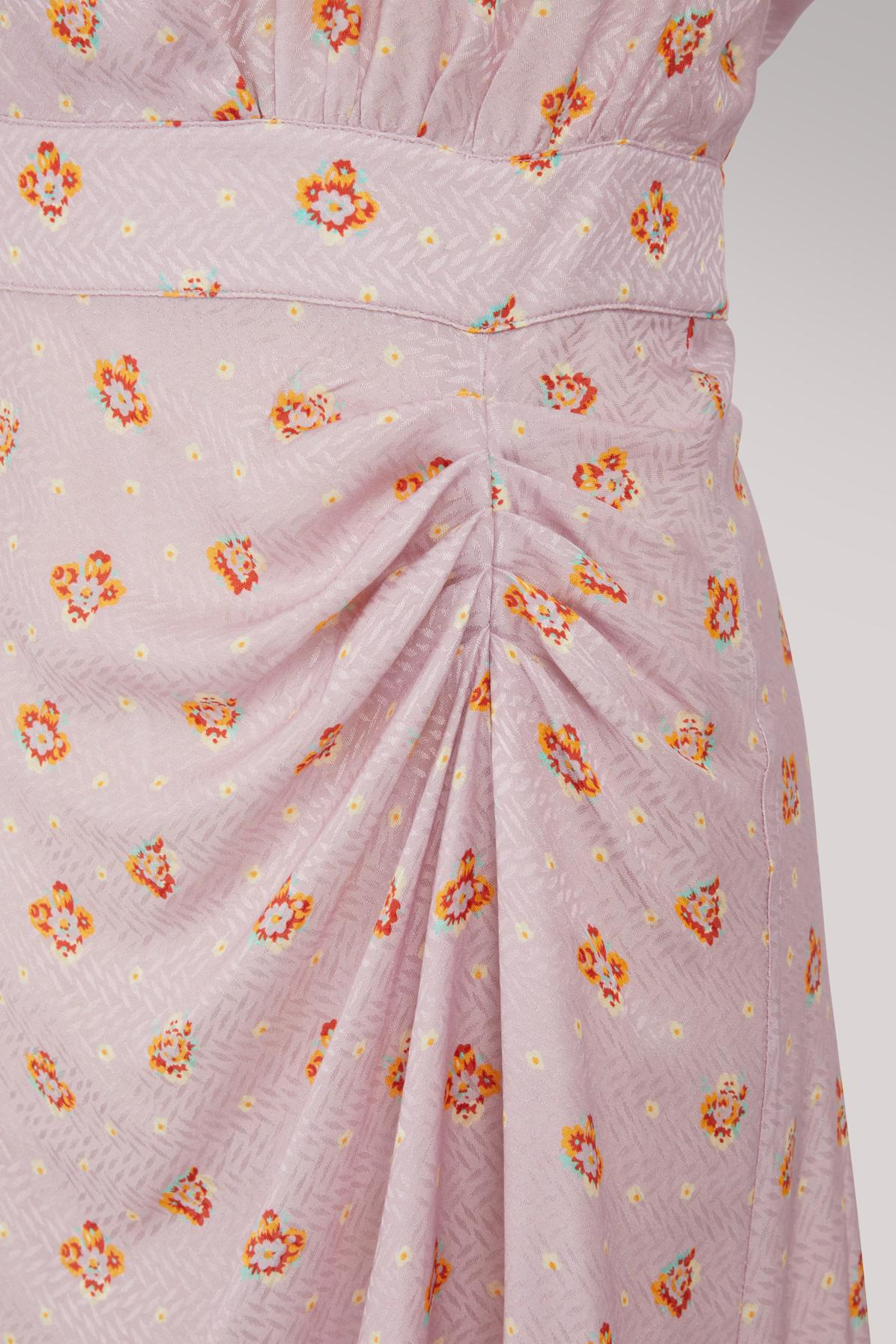 Lyst - Robe Marinette Paul   Joe en coloris Violet f433e911bbc3