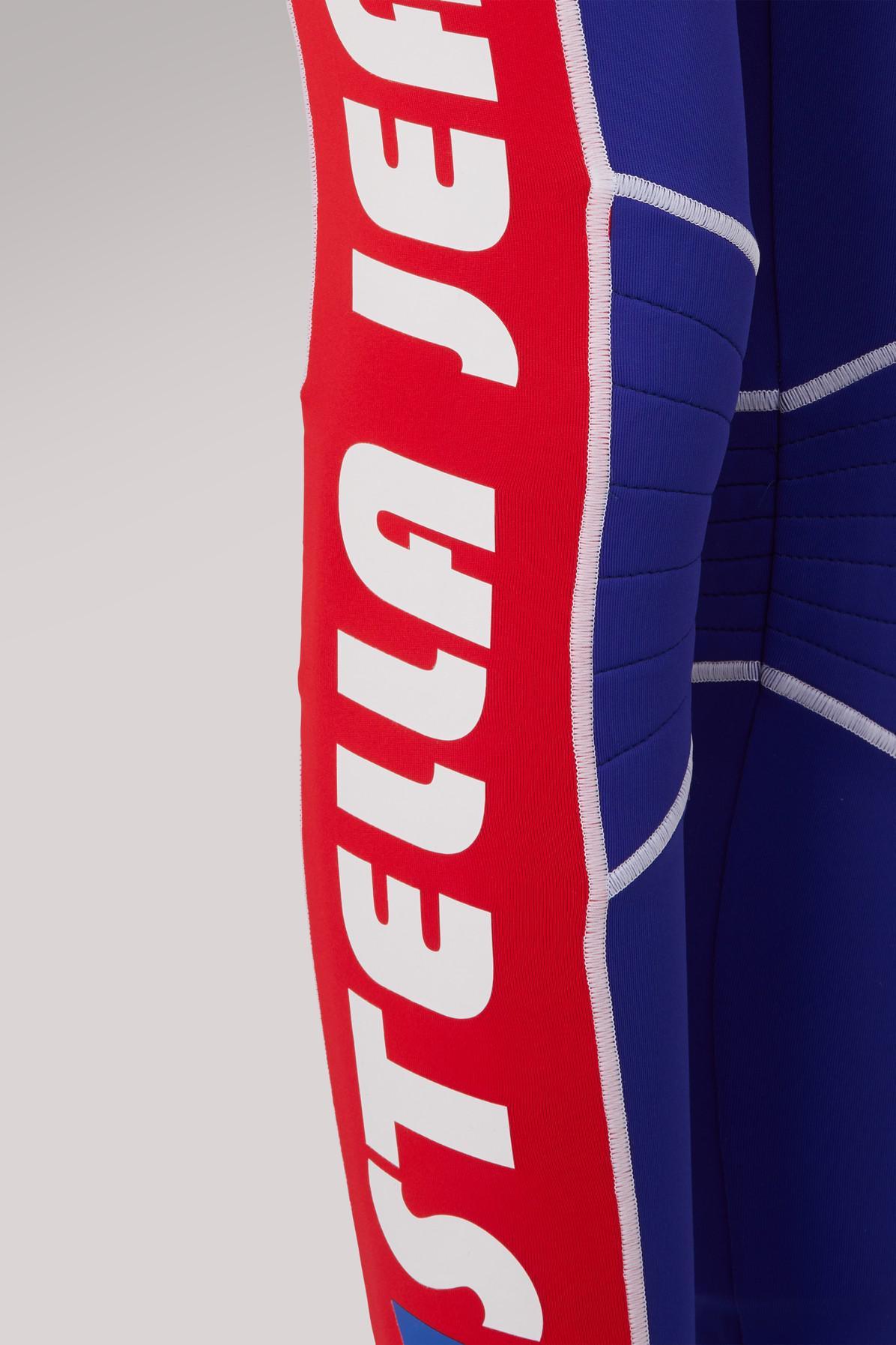 Logo stirrup pants Stella Jean E57ss7Dqx