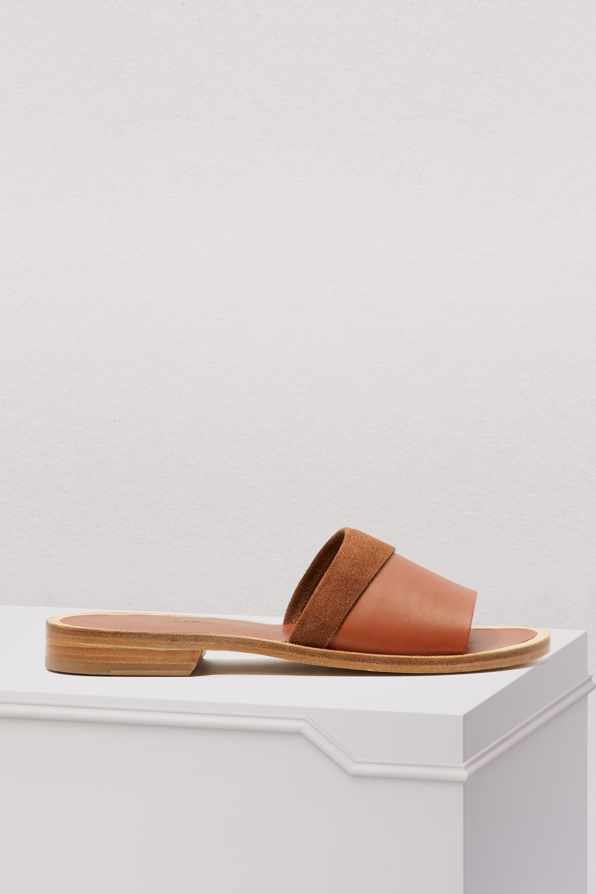 A.P.C Kenza sandals